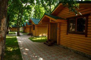 Проекты деревянных баз отдыха